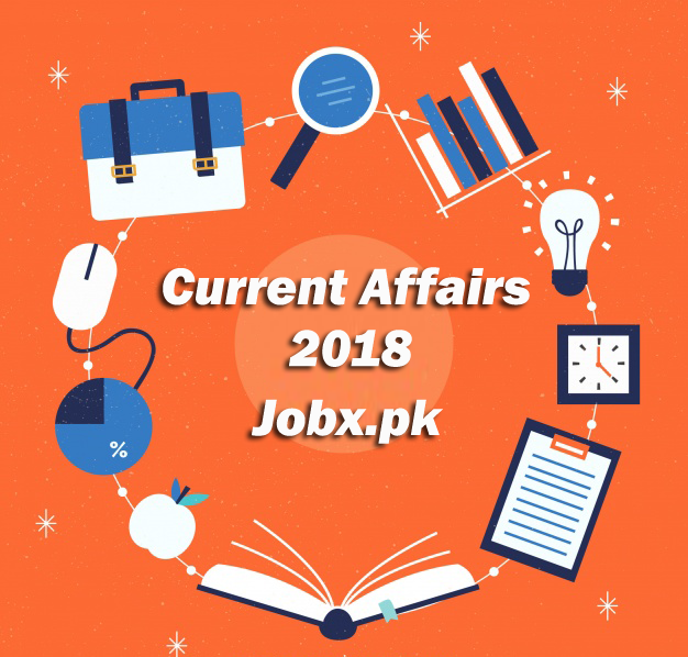 Updated 2018 Current Affairs Mcqs